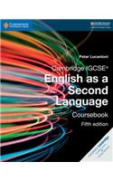 Cambridge Igcse(r) English as a Second Language Coursebook
