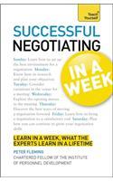 Negotiation Skills In A Week