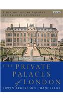 History of the Squares and Palaces of London