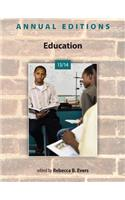 Annual Editions: Education 13/14
