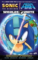 Sonic / Mega Man: Worlds Unite 1