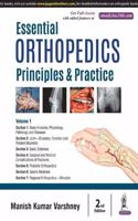 Essential Orthopedics (Principles and Practice): Two Volume Set
