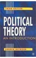 Political Theory : An Introduction