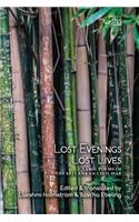 Lost Evenings: Tamil Poets from Sri Lanka's War